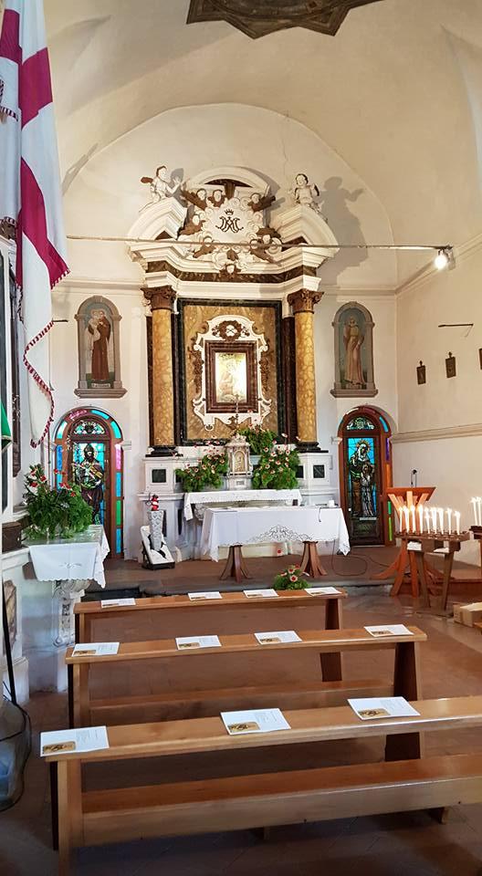 La Propositura di San Marcello, scrigno del corpo di Santa Celestina