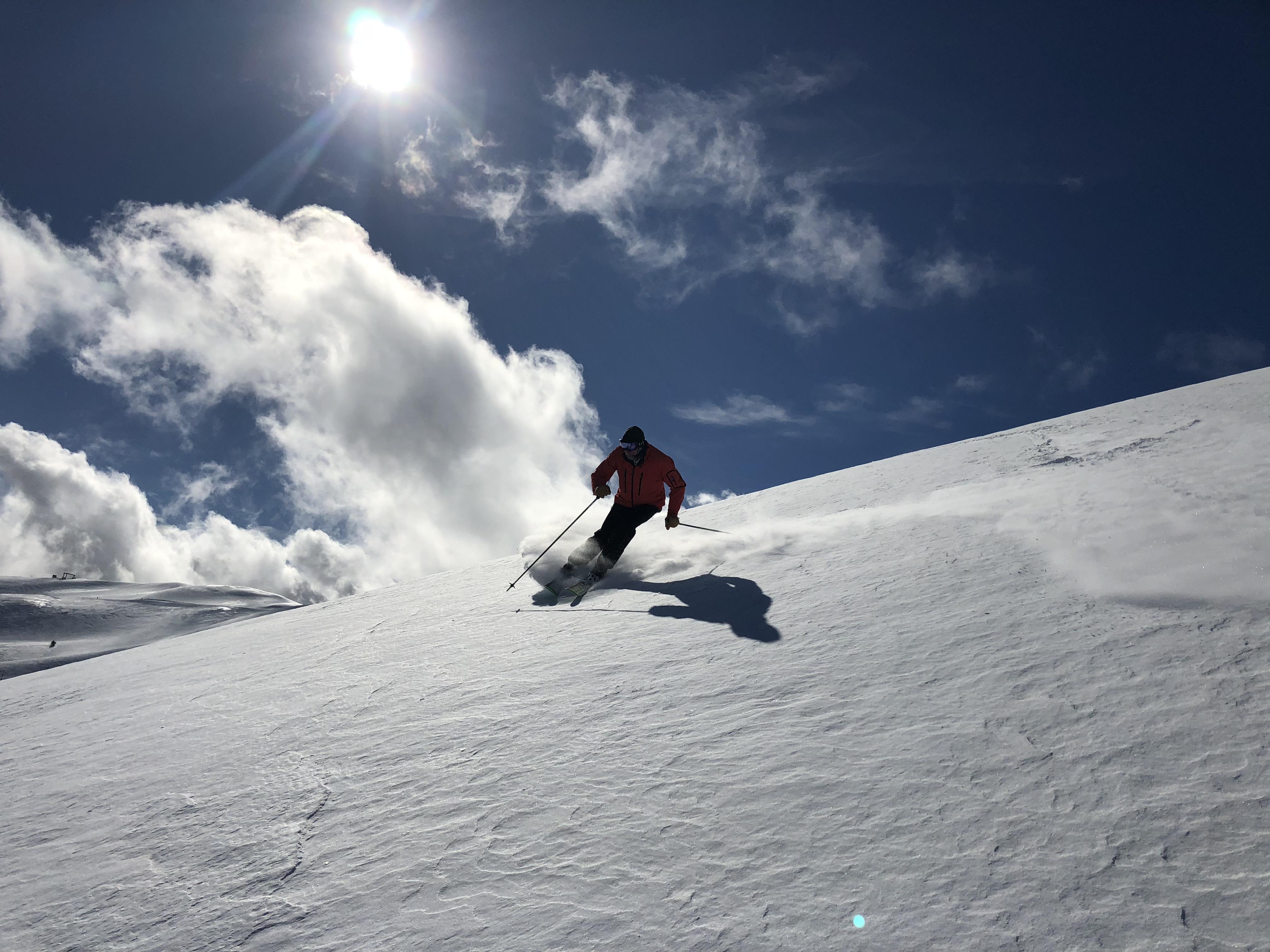 Doganaccia, le neve a misura di famiglia